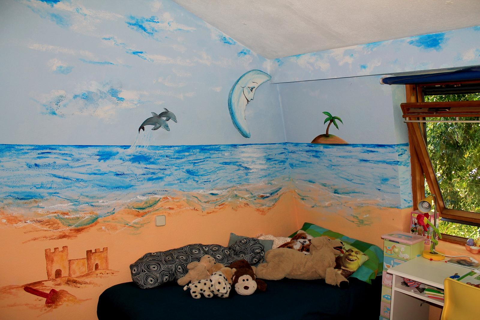 Murales infantiles en colegios y habitaciones murales y - Murales en habitaciones ...